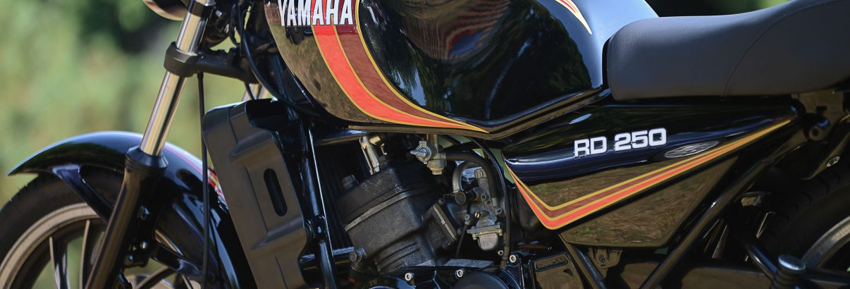 Yamaha RD 250 LC – Ein bärenstarker Zweitakter