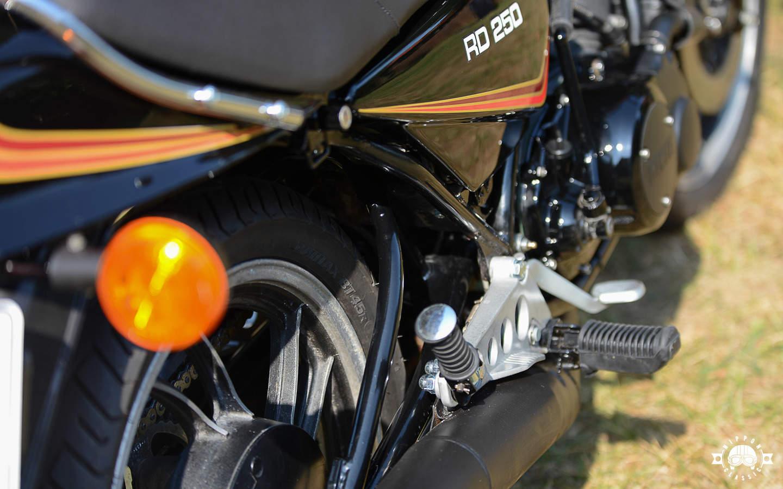 Yamaha Rd 250 Lc Ein Bärenstarker Zweitakter