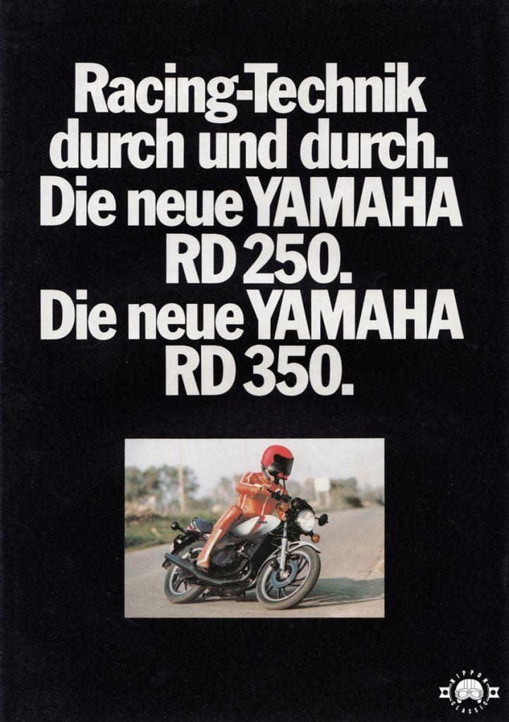 Yamaha RD Baureihe