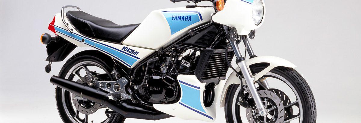 Yamaha RD 350 LC – Renntechnik für die Straße