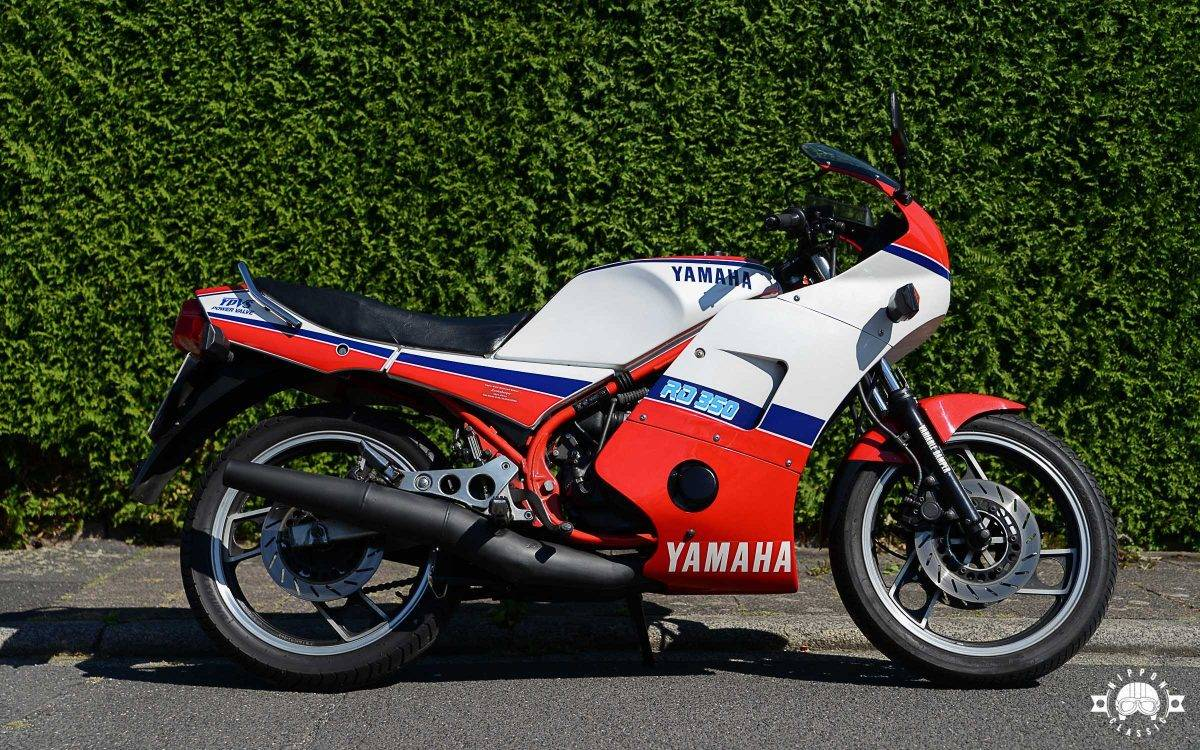 Yamaha Rd  Lc Pictures