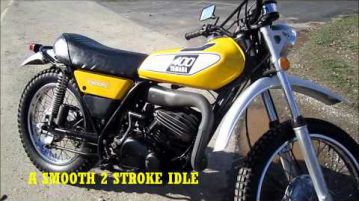 75'er Yamaha DT400