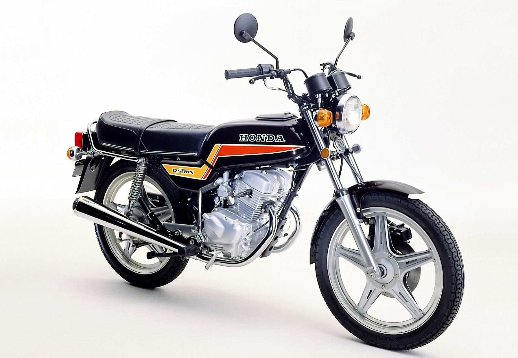 Honda CB 125T aus dem Jahr 1978