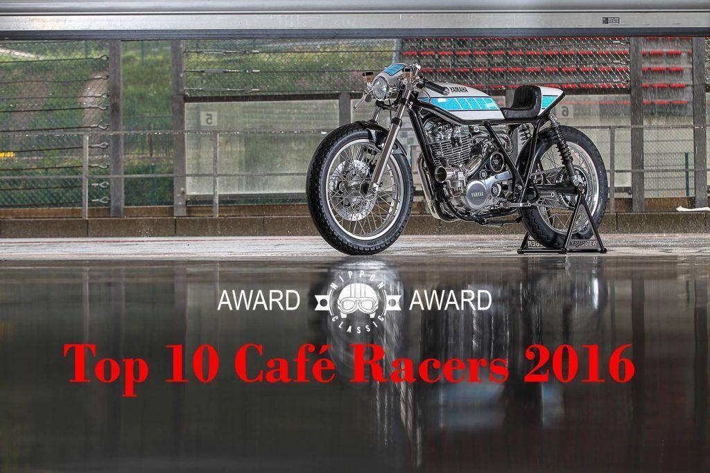 top 10 cafe racer 2016 nippon award. Black Bedroom Furniture Sets. Home Design Ideas