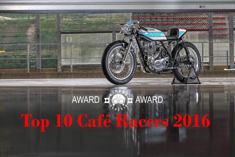 Top 10 Cafe Racer 2016