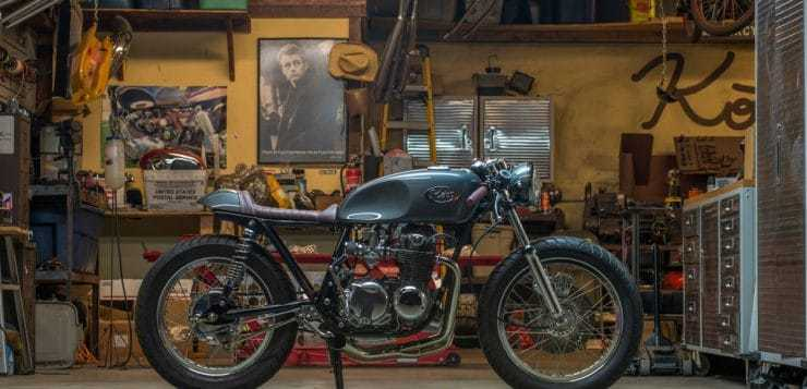 Top 10 Cafe Racer 2016