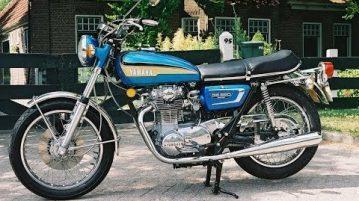 Die Yamaha XS650 History 1969-1984