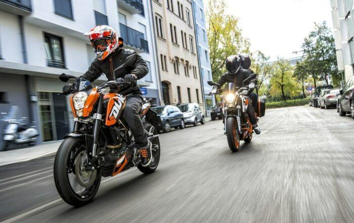 Motorradmarkt in Deutschland