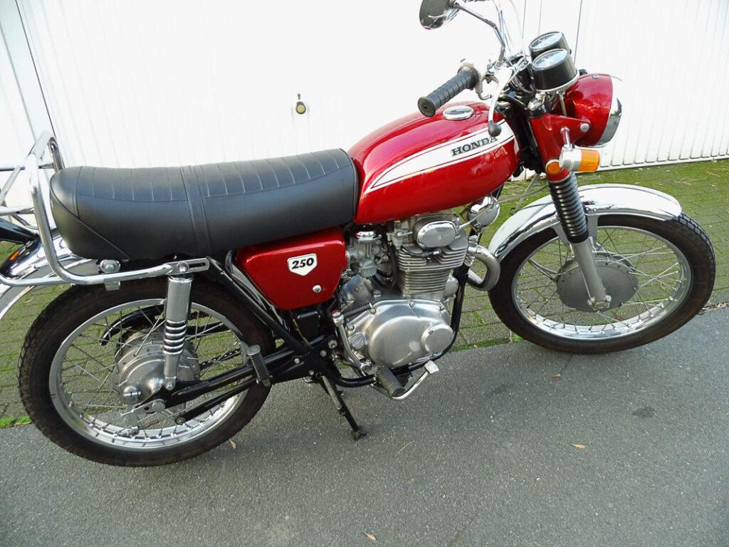 Honda CL 250 von 1970