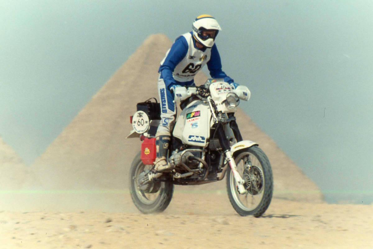 Rallye Paris Dakar Die Geschichte Der Legend 228 Ren
