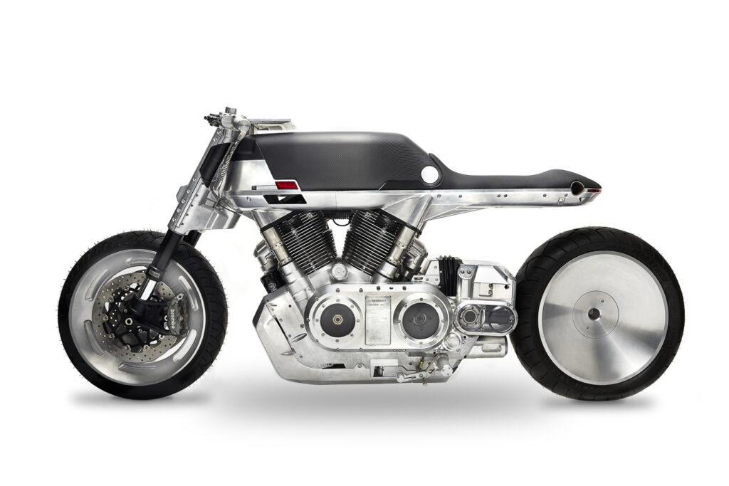 Die neue Motorradmarke Vanguard hat sich auf der New York Motorcycle Show präsentiert
