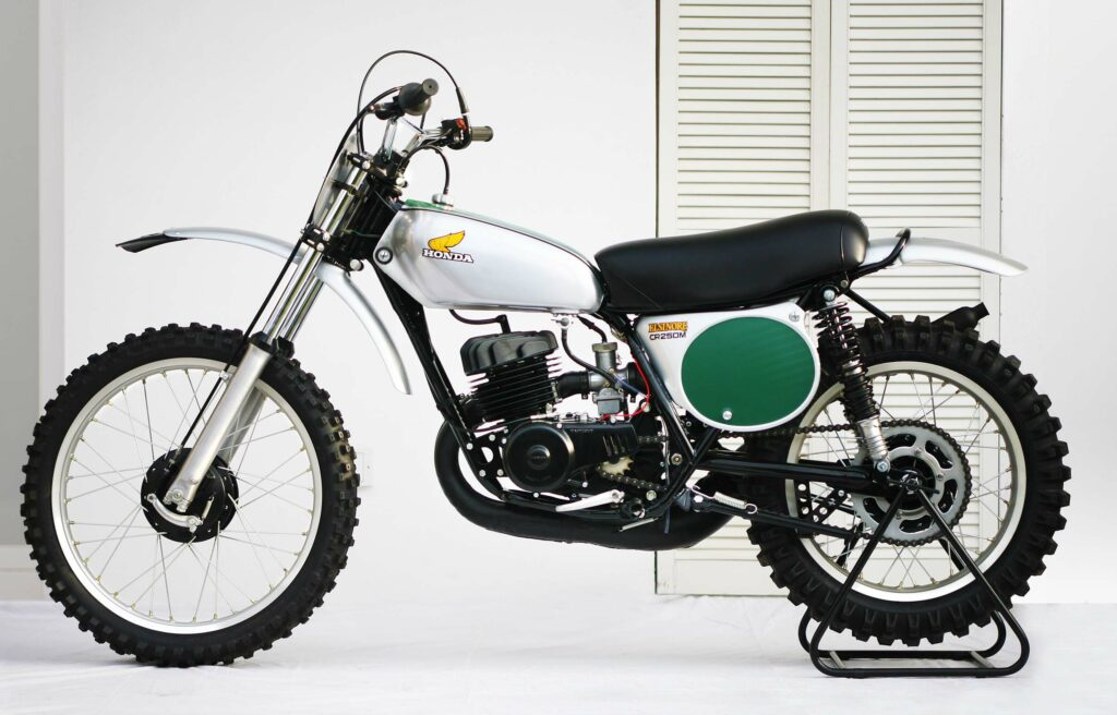 Honda CR250M Elsinore