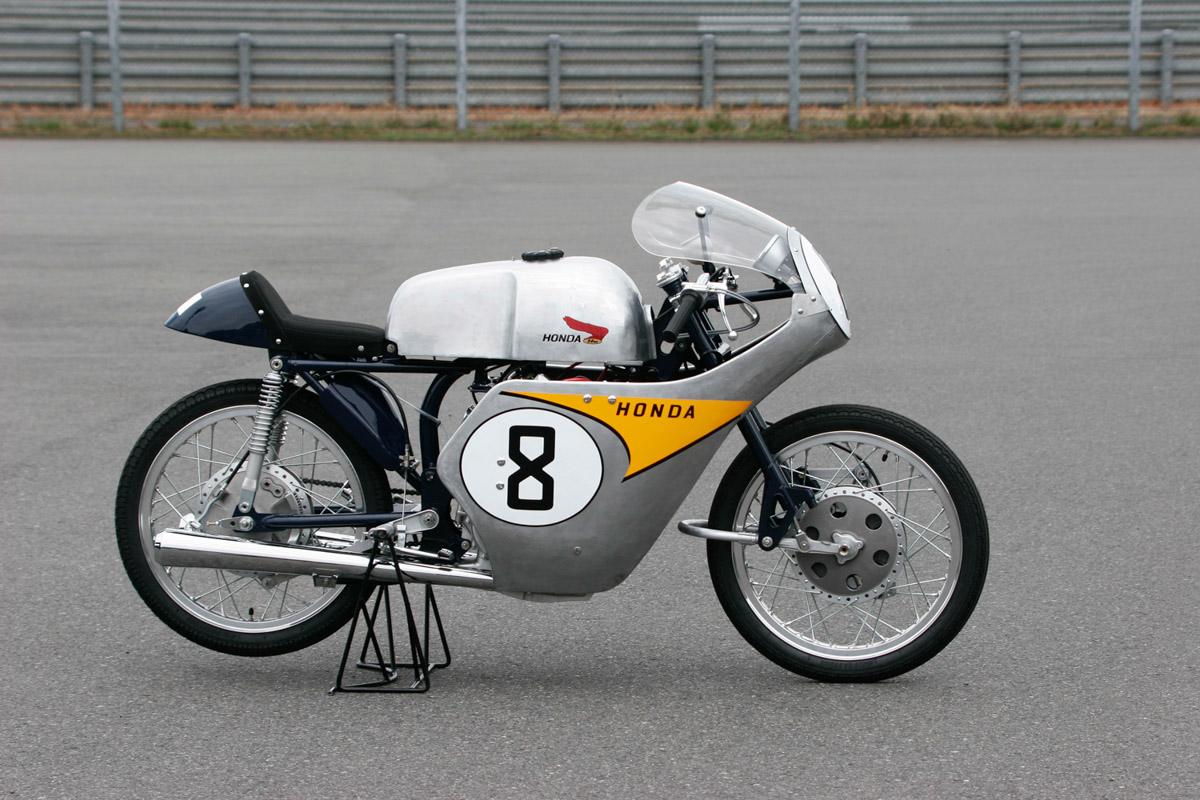 Honda RC142 - Rennmaschine mit der Königswelle