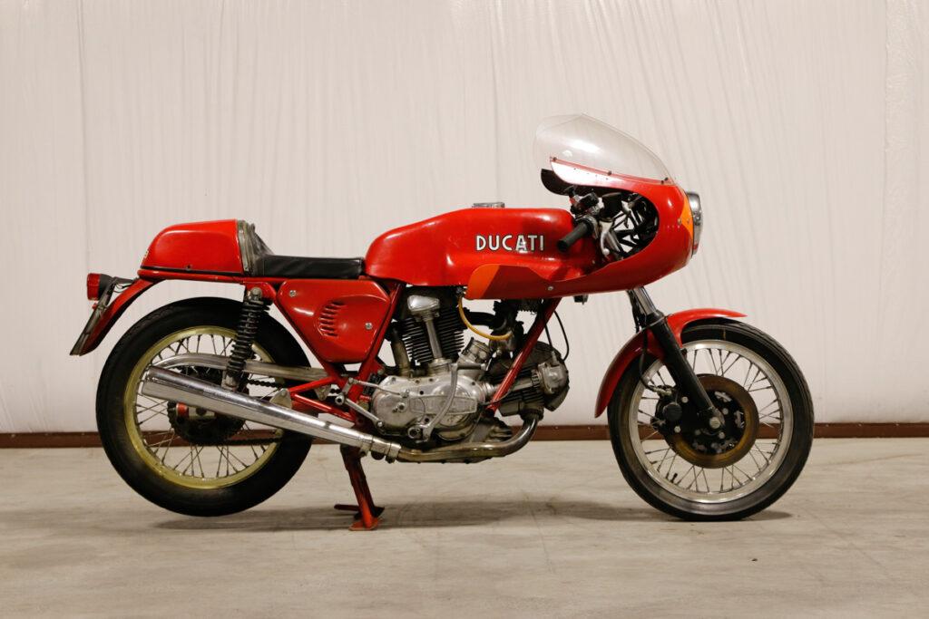Bonhams Motorrad-Auktion