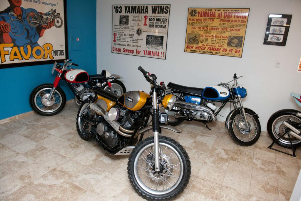 Yamaha SCR950 und ihre inspirierenden Vorfahren