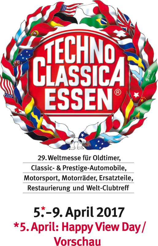 Techno-Classica Essen 2017