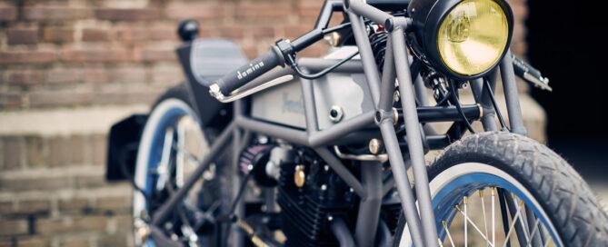 Yamaha XT550 Boardtracker