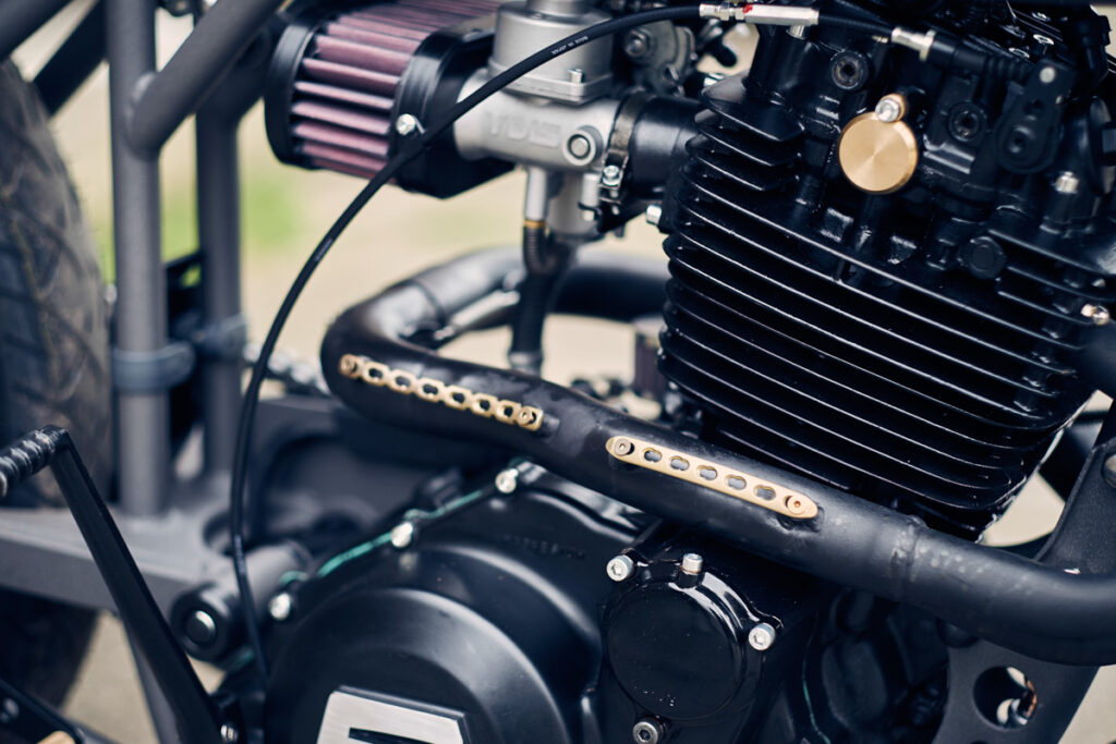 Yamaha XT550 Boardracer