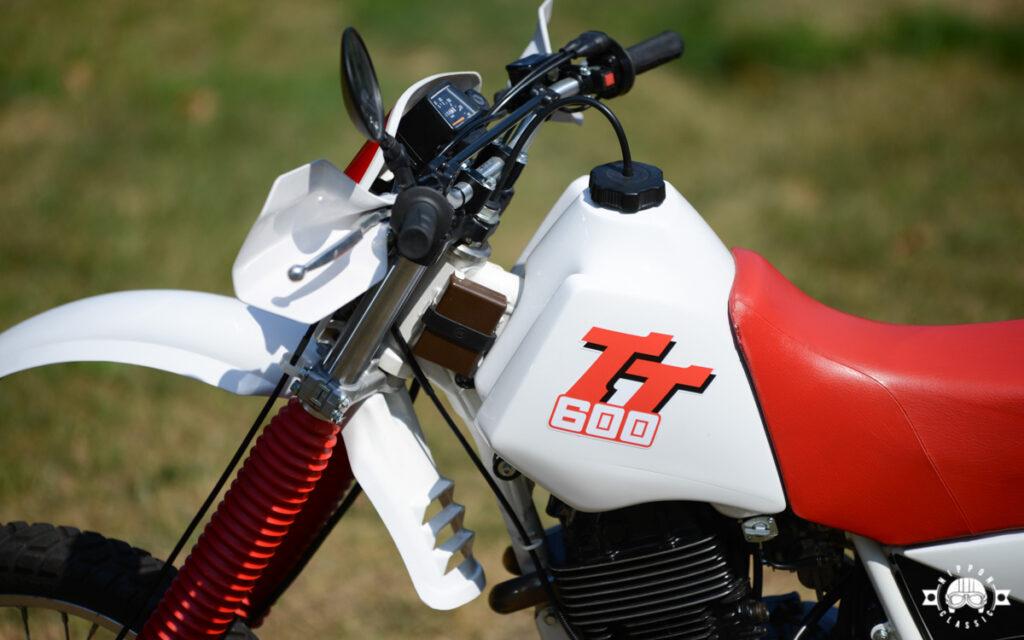 Yamaha TT 600