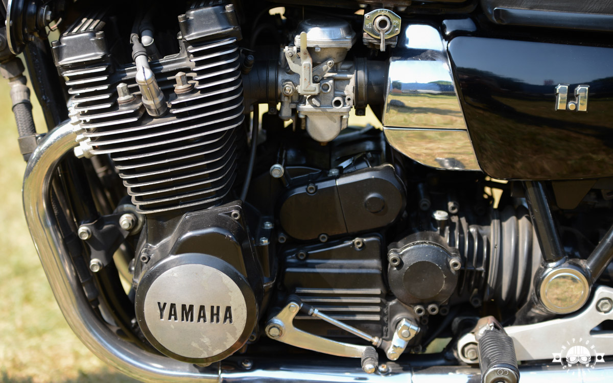 yamaha xs 1100 dickschiff klassiker mit kardan. Black Bedroom Furniture Sets. Home Design Ideas