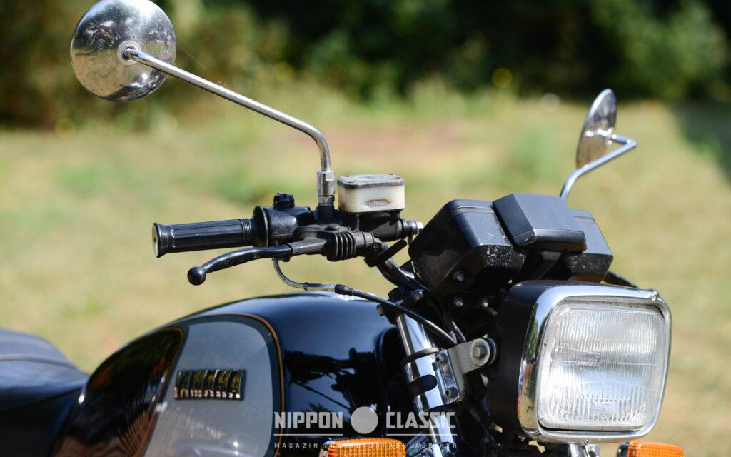 """Die Yamaha XS 1100 läutete die """"Rechteck-Ära"""" ein"""