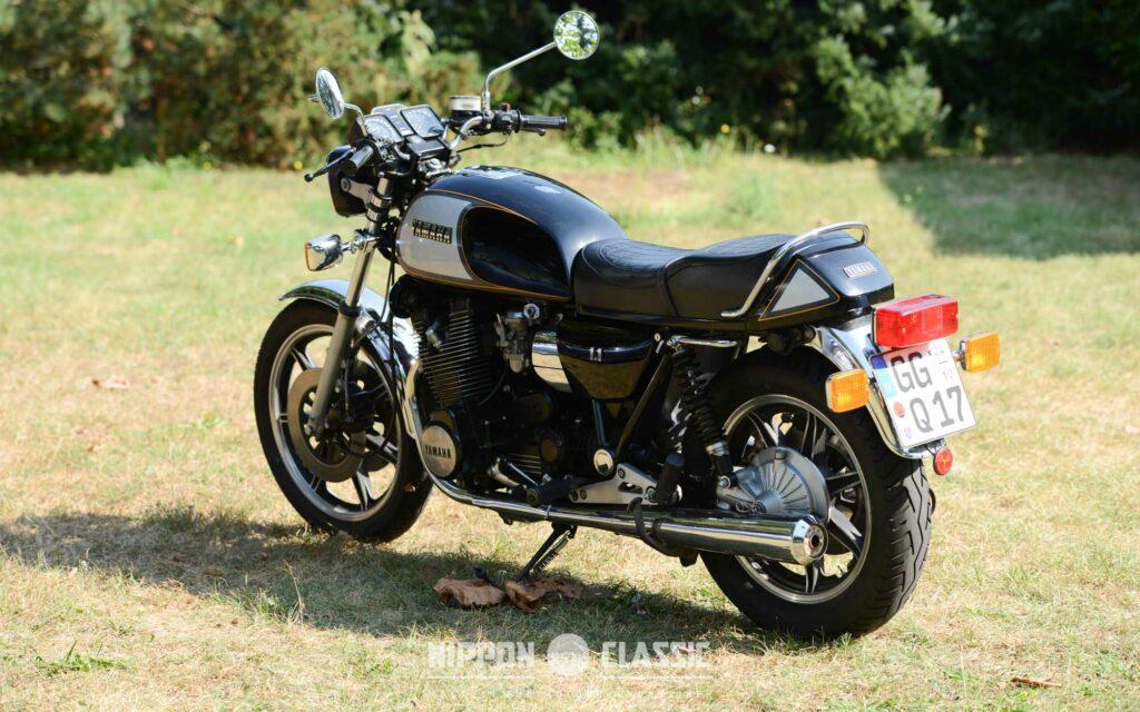 Die Yamaha XS 1100 war 1978 das hubraumgrößte Motorrad in Serienfertigung
