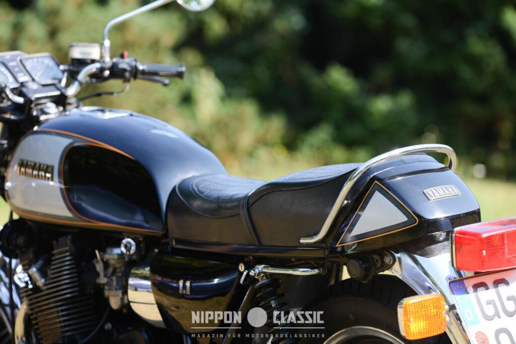 Die XS 1100 war und ist ein perfektes Reise-Motorrad