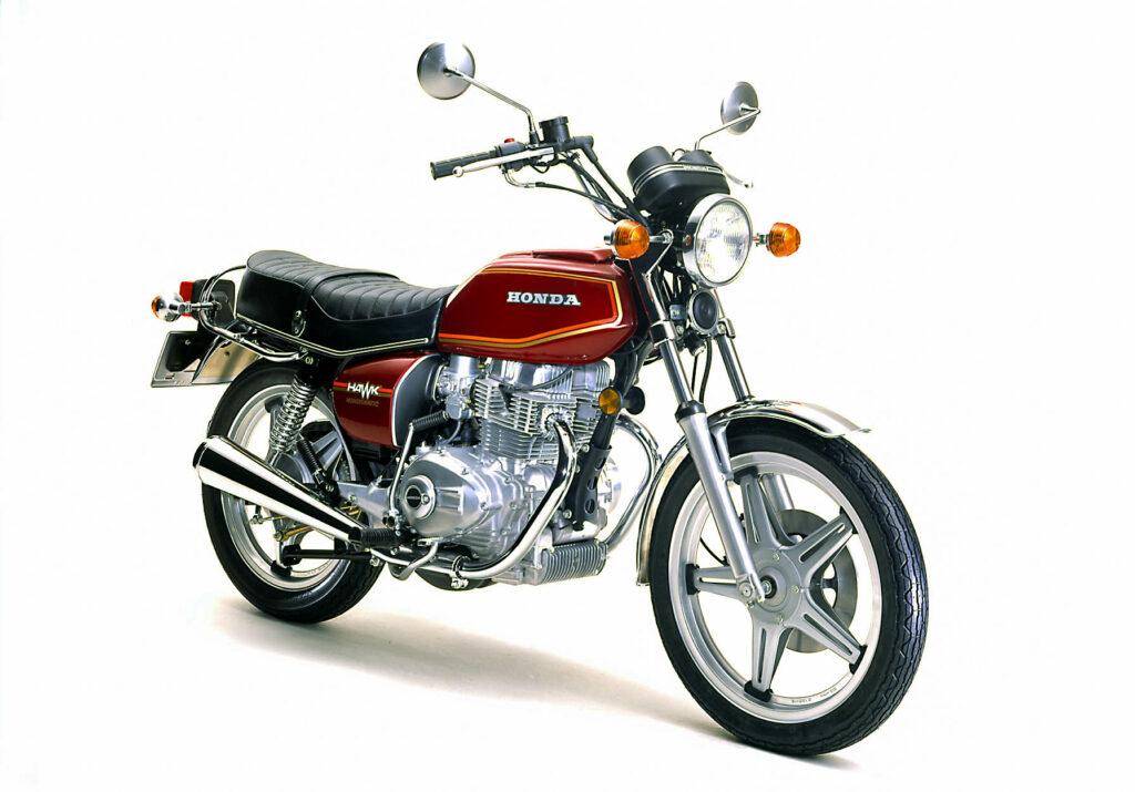 Eine angepasste Optik konnte den Untergang der Honda CB 400 T nicht stoppen