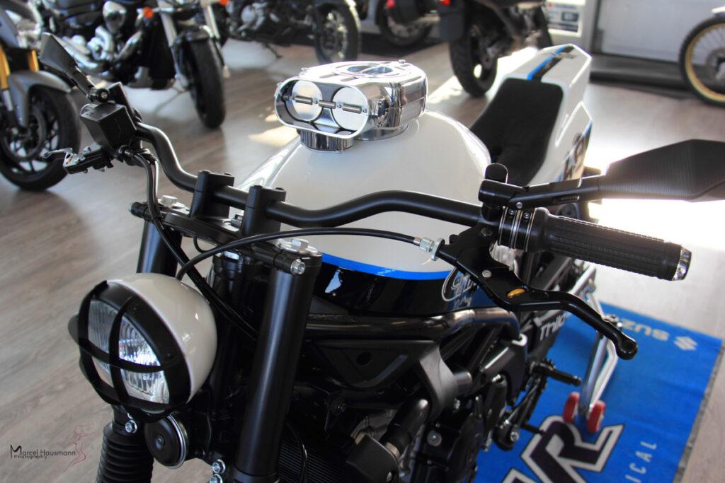 Suzuki SV 650 Charger