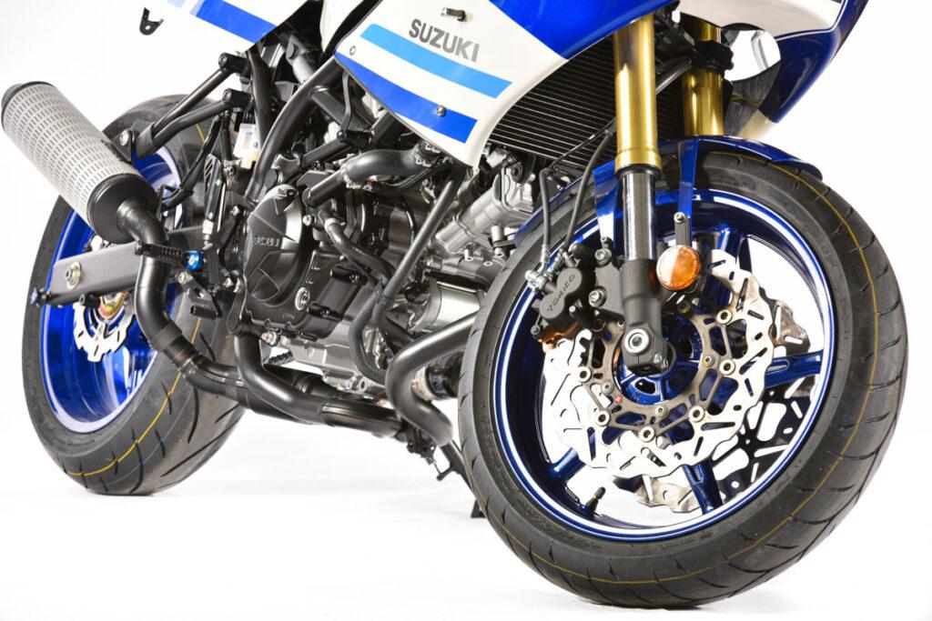 Suzuki SV 650 Classic Racer