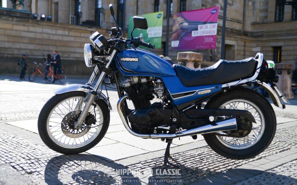Nur 1600 GR 650 fanden von 1983 bis 1989 einen Käufer