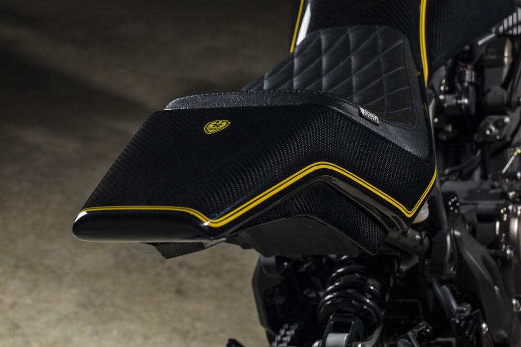 Yamaha XSR700 von Rough Crafts - coole Details sind Winstons Spezialität