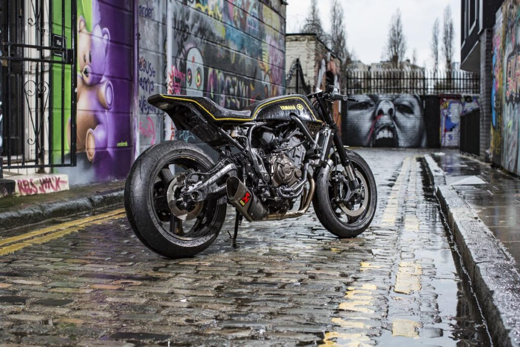 Yamaha XSR700 von Rough Crafts