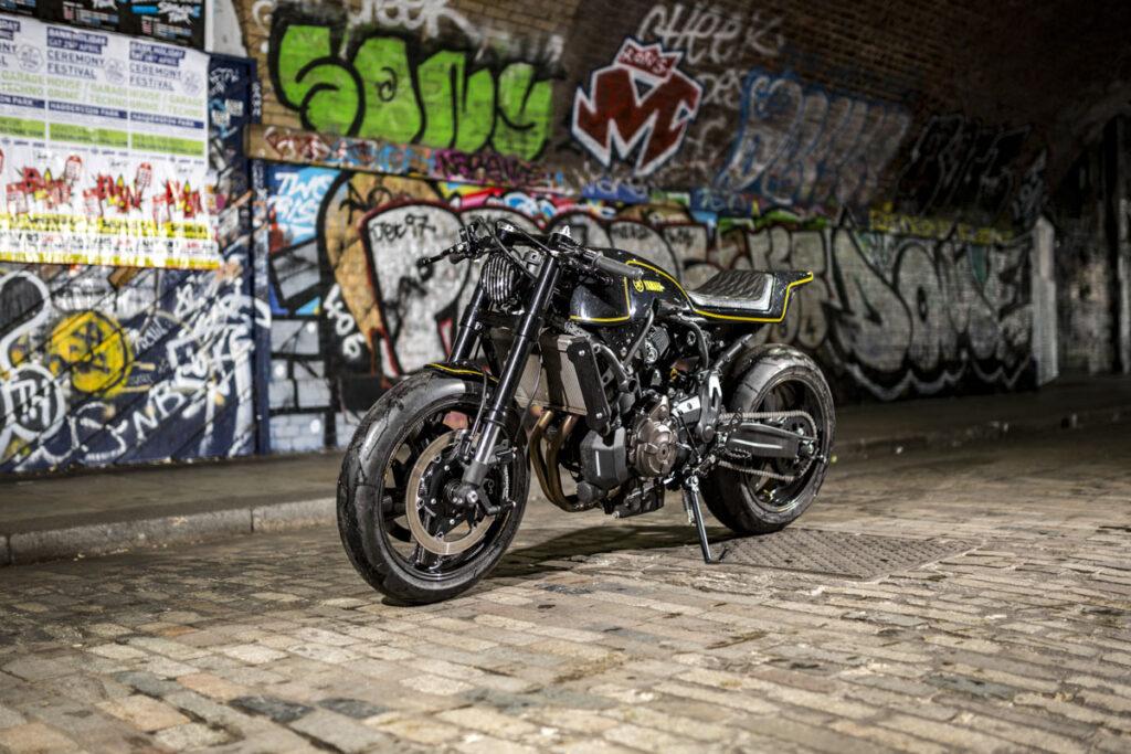 Die Yamaha XSR700 ist nicht das erste Yard Built Projekt von Rough Crafts