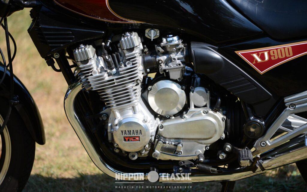 Mit 97 PS war die Yamaha XJ 900 extrem gut motorisiert