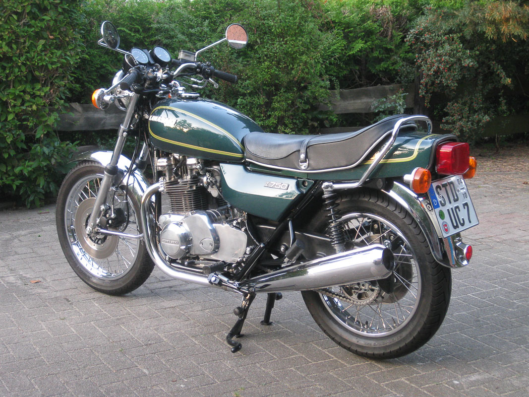 Erfreut 1981 Kawasaki Motorräder Schaltpläne Ideen ...