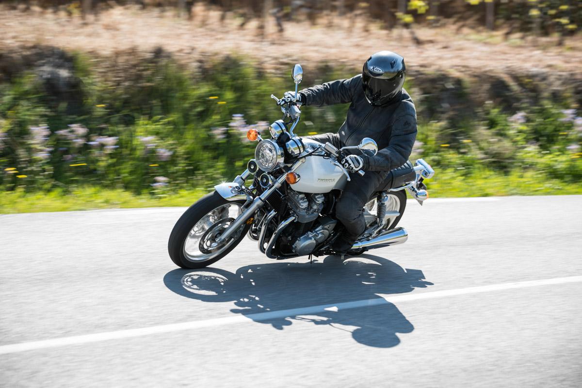 Honda CB 1100 EX Schlicht Und Elegant Mit Vier Zylindern