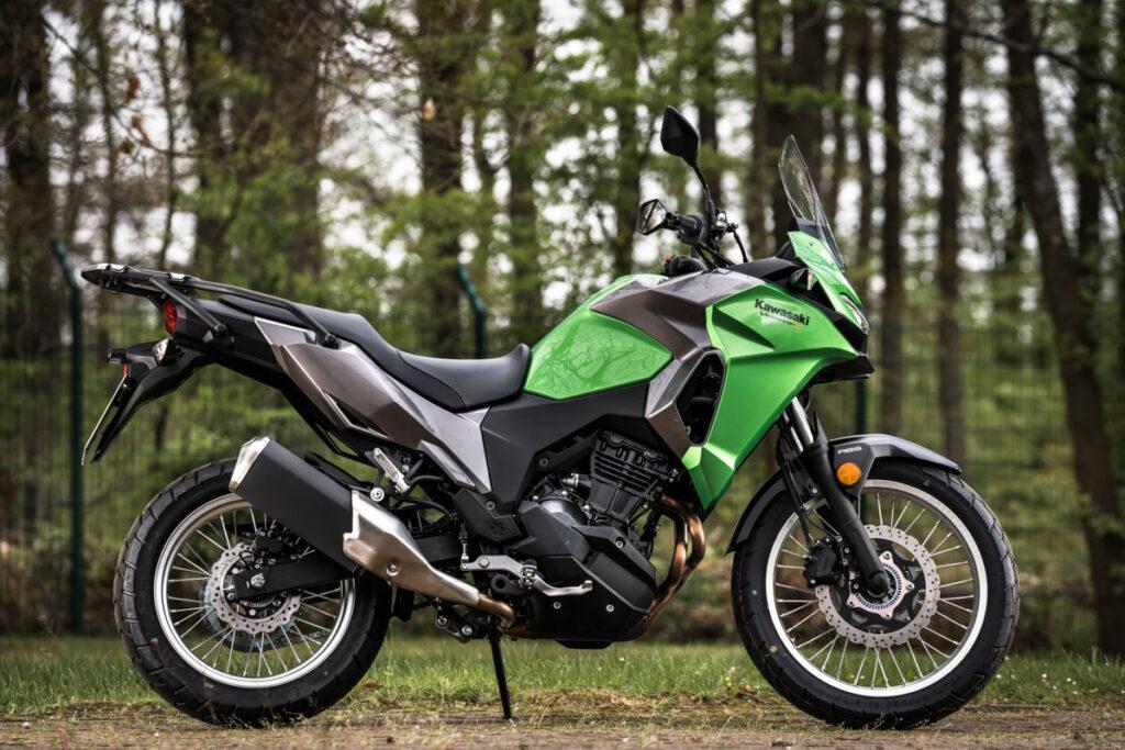 Zuwachs bei Kawasaki: die neue Versys-X 300