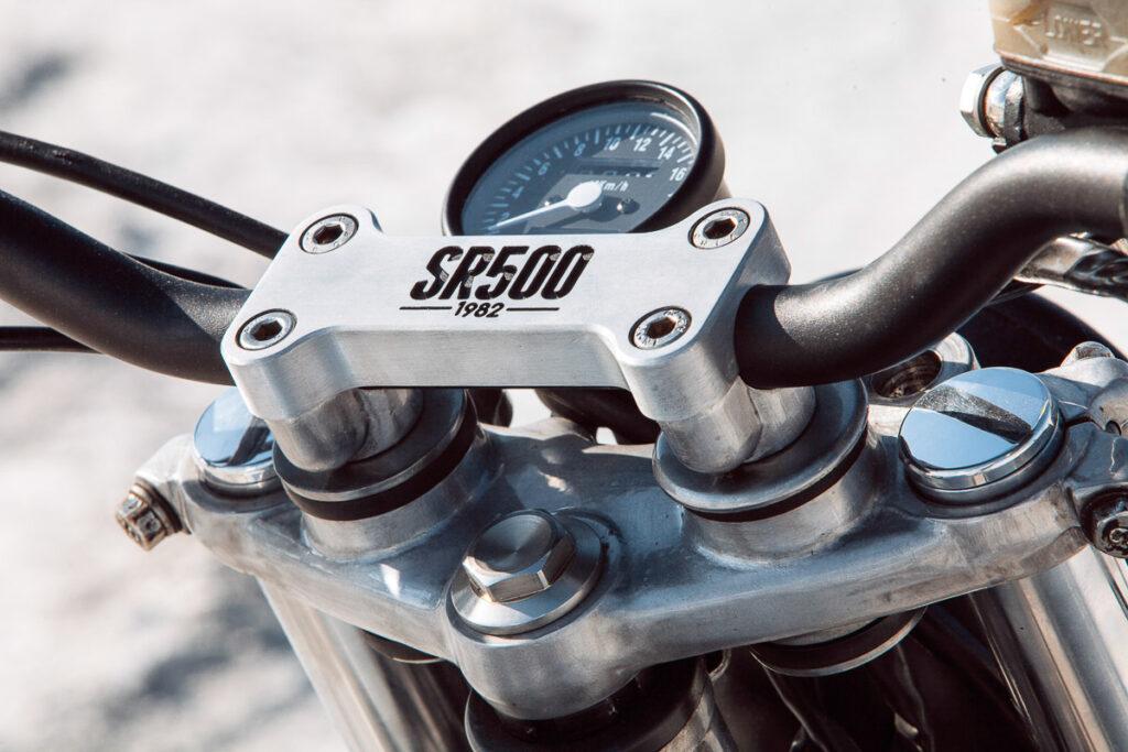 SR 500 Custom Bike