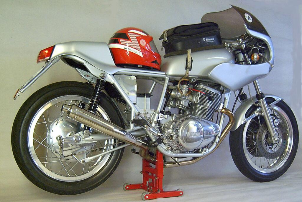 Yamaha TX 750 Cafe Racer von Stefan