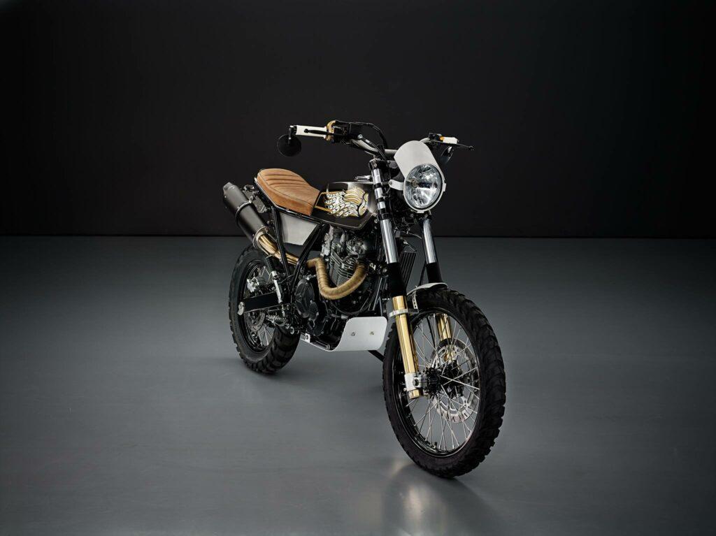 Der Suzuki Umbau von Stefan ist eine Wucht