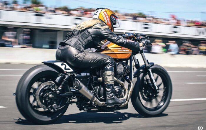 Yamaha XV 950 R Dragger
