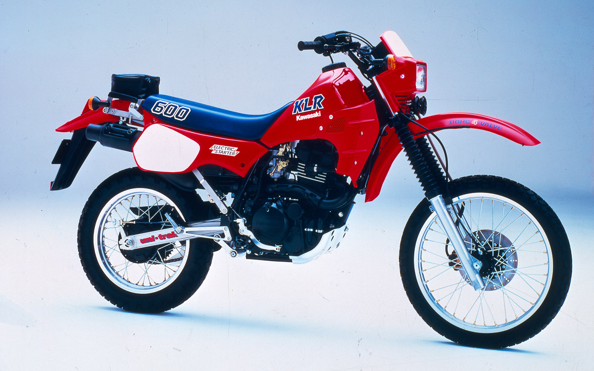 Yamaha Klr Enduro