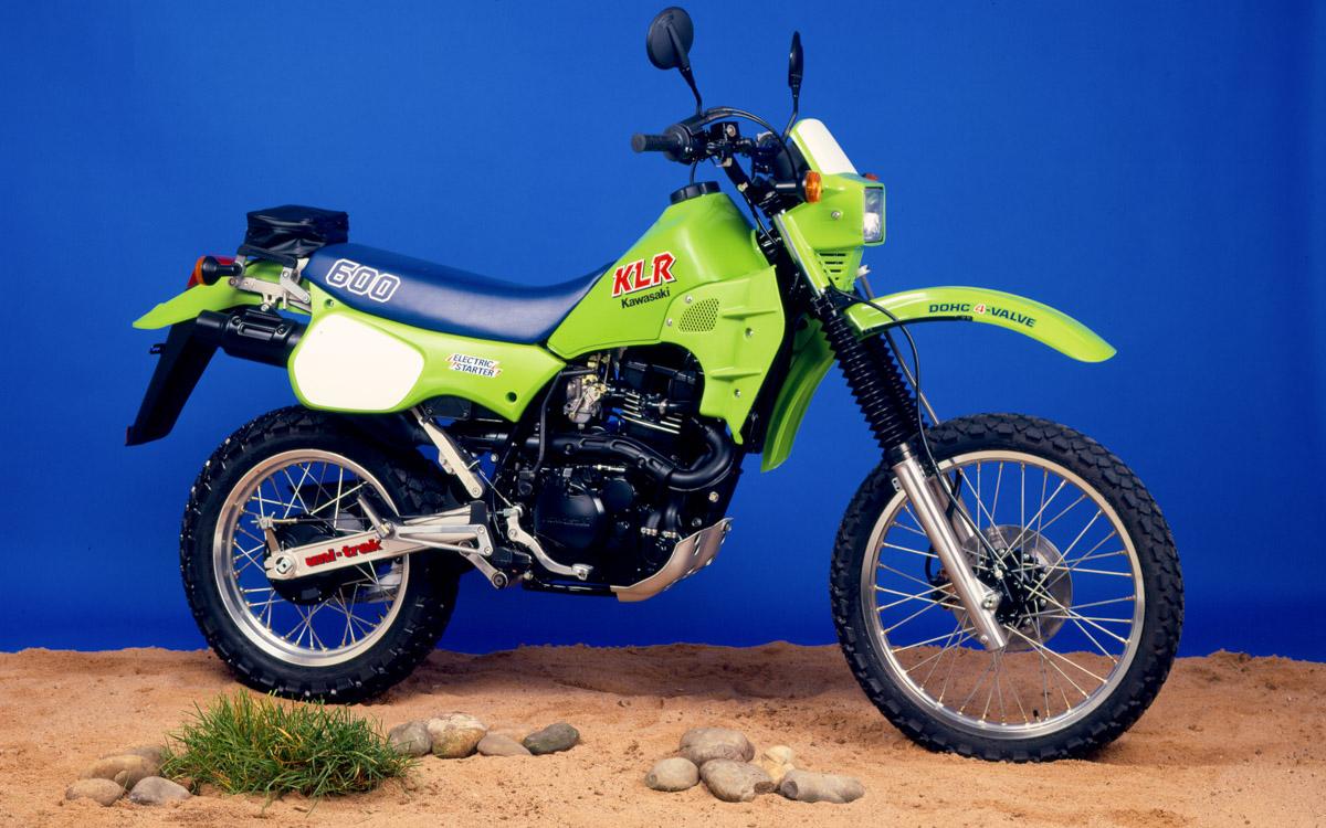 Kawasaki Klr 600 Limetten Gr 252 N Ins Gel 228 Nde