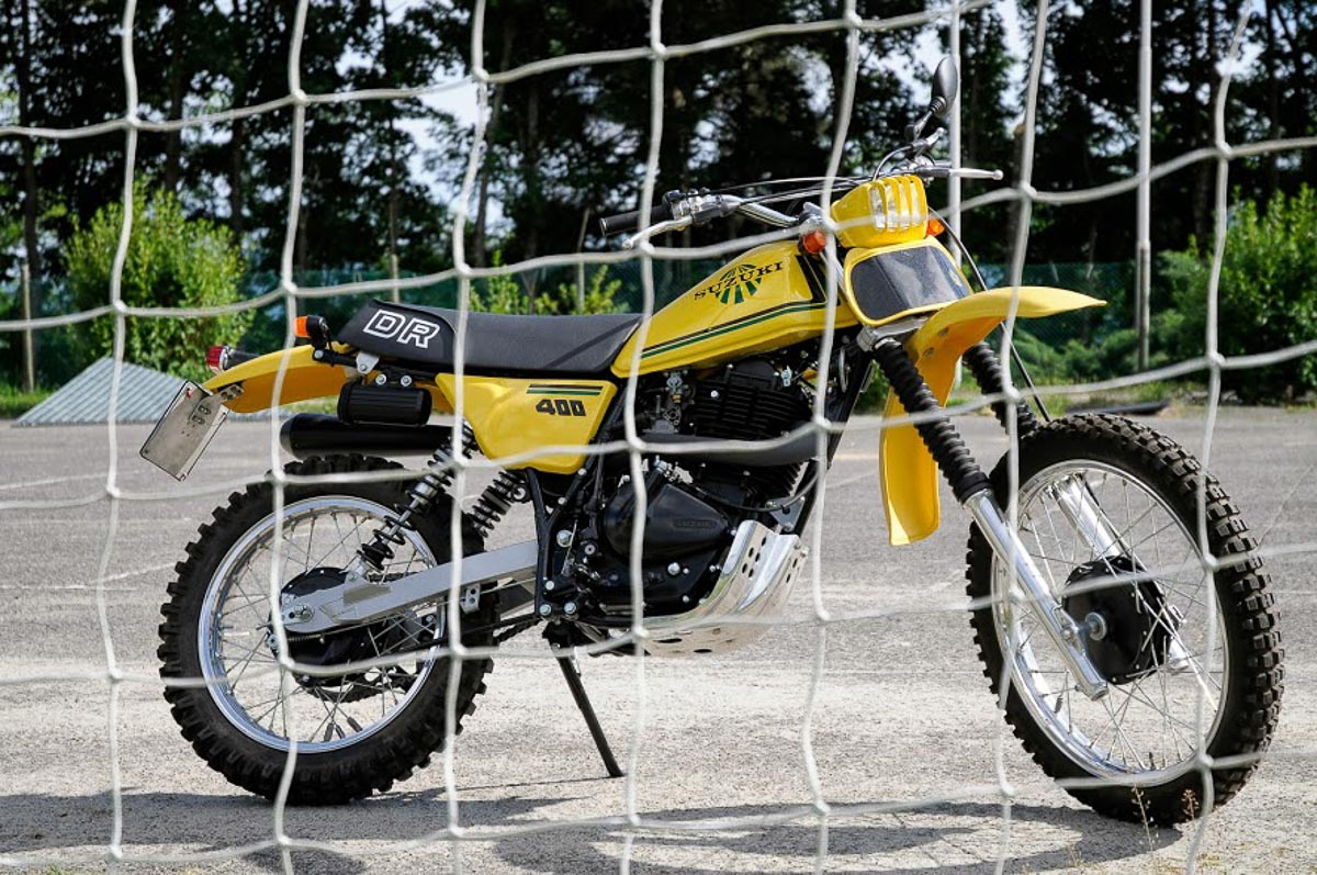 Suzuki DR 400