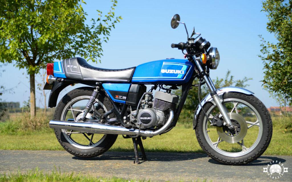 """Suzuki warb damals mit """"Jetzt können Sie Ihr blaues Wunder erleben"""""""