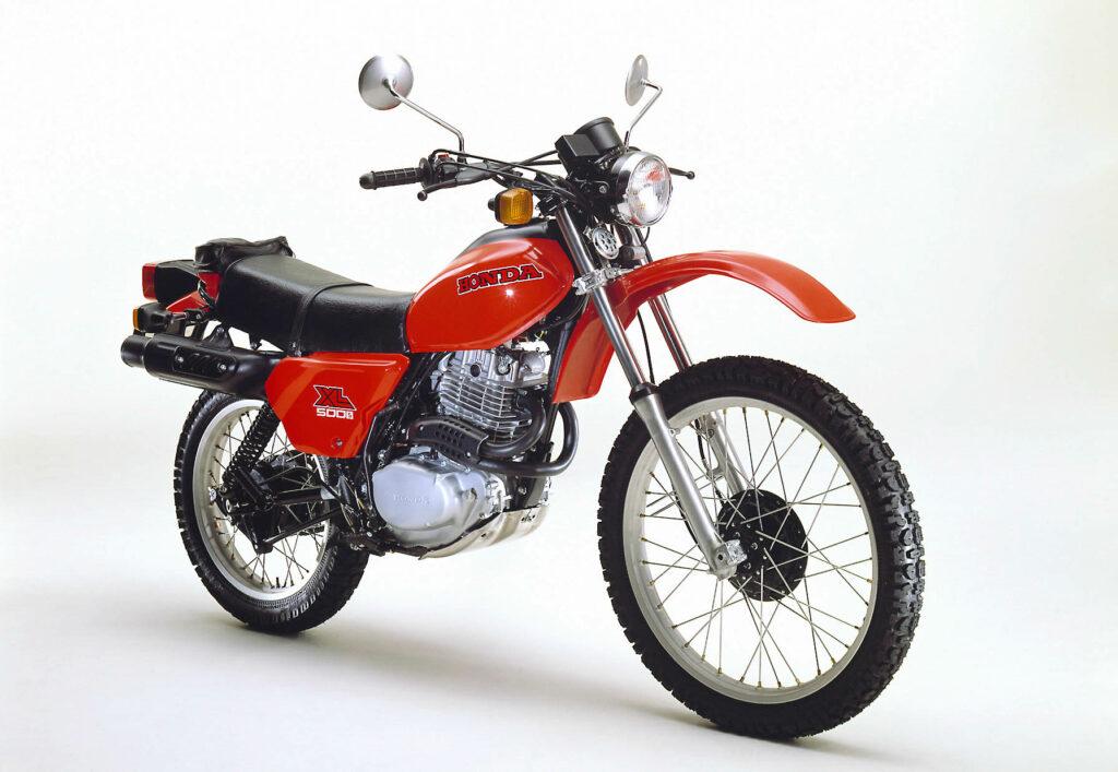 Honda XL 500 S aus dem Jahr 1980