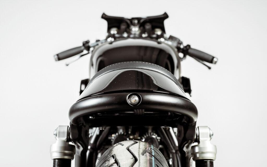 Honda CB 550 Black Mamba