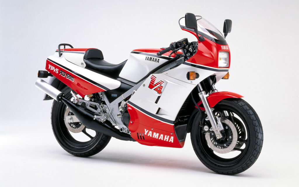 Yamaha RD 500 YPVS