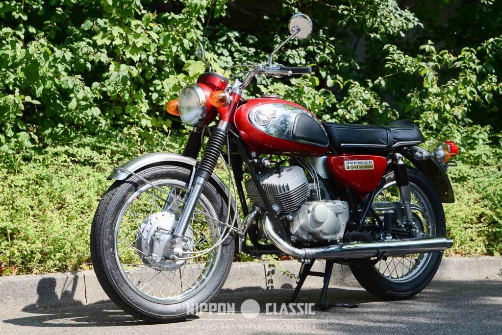 Kawasaki 350 A7 Avenger von 1968